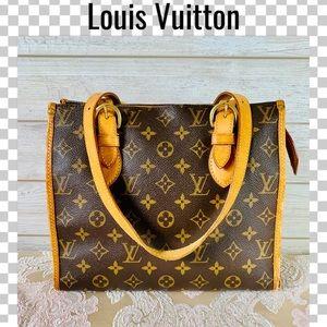 Louis Vuitton shoulder bag popincourt haut tote